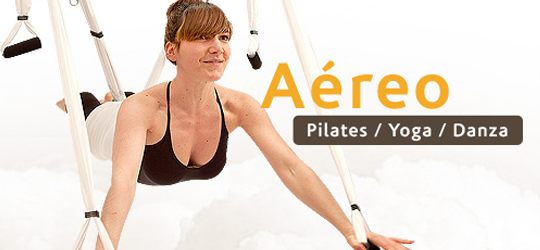 pilates aereo